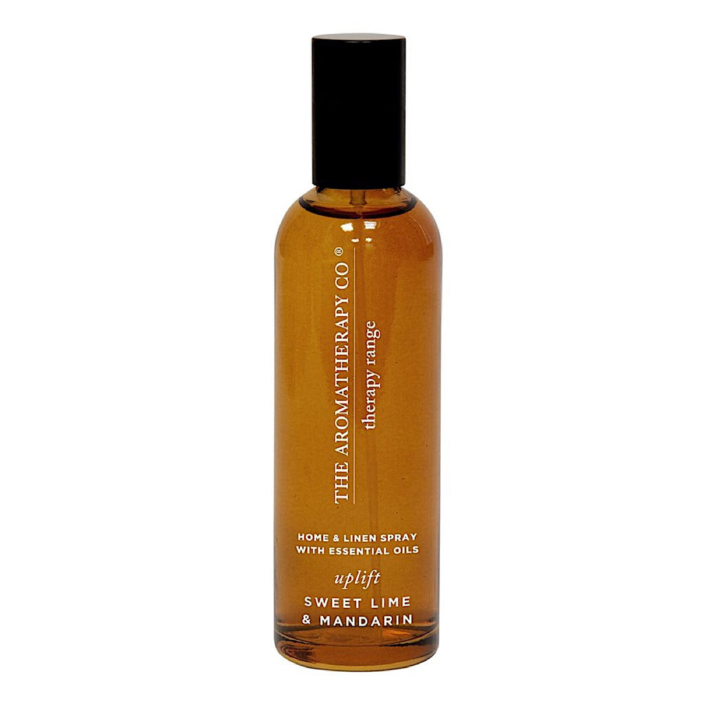 The Aromatherapy Co The Aromatherapy Co Therapy Range Uplift Lime & Mandarin Room & Linen Spray at More Than Just A Gift