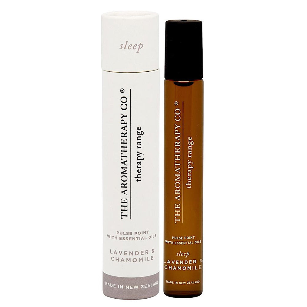 The Aromatherapy Co Therapy Range Sleep Lavender & Chamomile Pulse Point at More Than Just A Gift