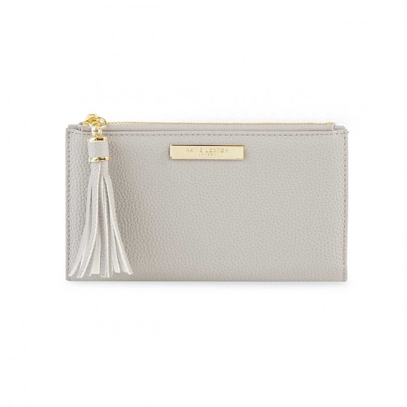 Katie Loxton Stone  Tassel Fold Out Purse | More Than Just A Gift
