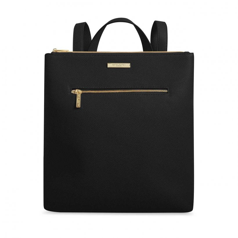 Katie Loxton Black  Brooke Backpack | More Than Just A Gift