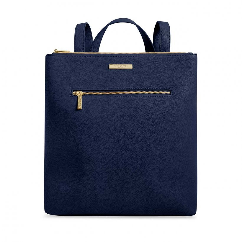 Katie Loxton Navy Blue  Brooke Backpack | More Than Just A Gift