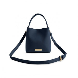 Katie Loxton Navy  Lucie Crossbody Bag | More Than Just A Gift