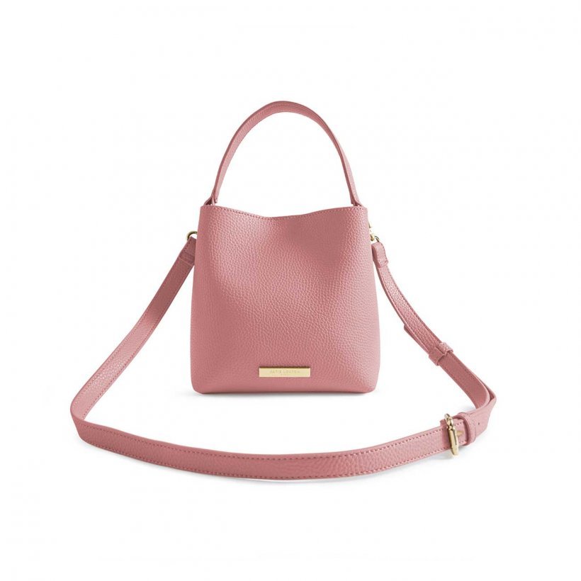 Katie Loxton Pink  Lucie Crossbody Bag | More Than Just A Gift