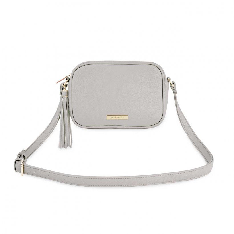 Katie Loxton Stone  Sophia Tassel Crossbody Bag | More Than Just A Gift