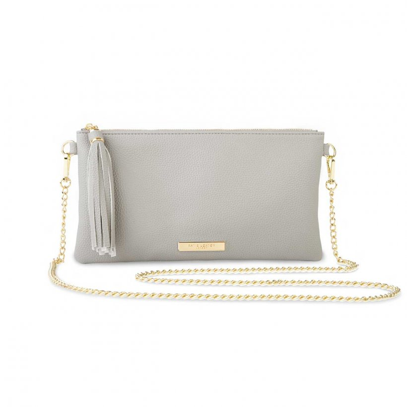 Katie Loxton Stone  Freya Tassel Crossbody Bag | More Than Just A Gift