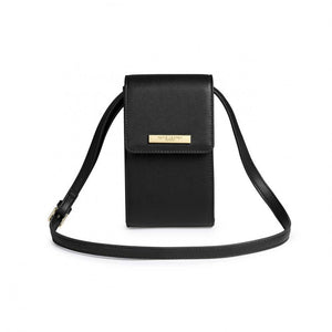 Katie Loxton Black  Taylor Crossbody Bag | More Than Just A Gift