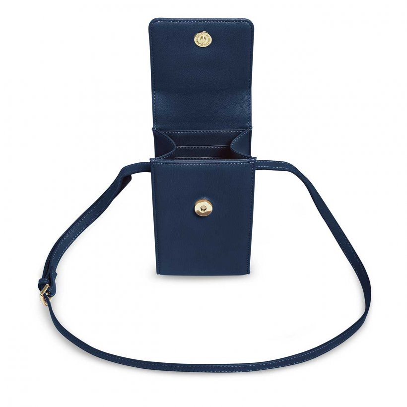 Katie Loxton Navy Blue Taylor Crossbody Bag