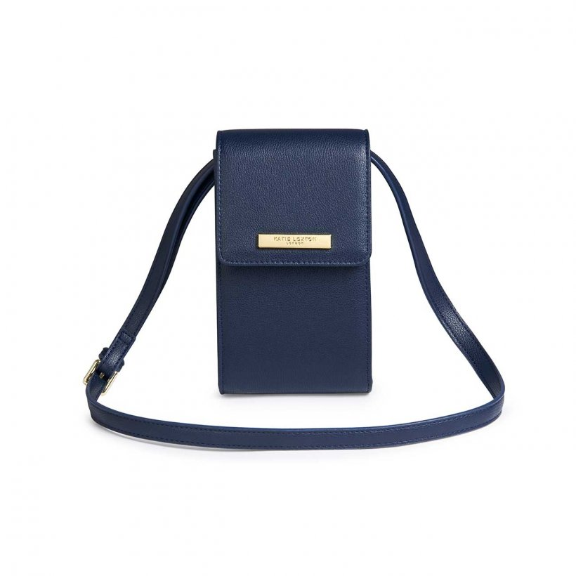 Katie Loxton Navy Blue  Taylor Crossbody Bag | More Than Just A Gift