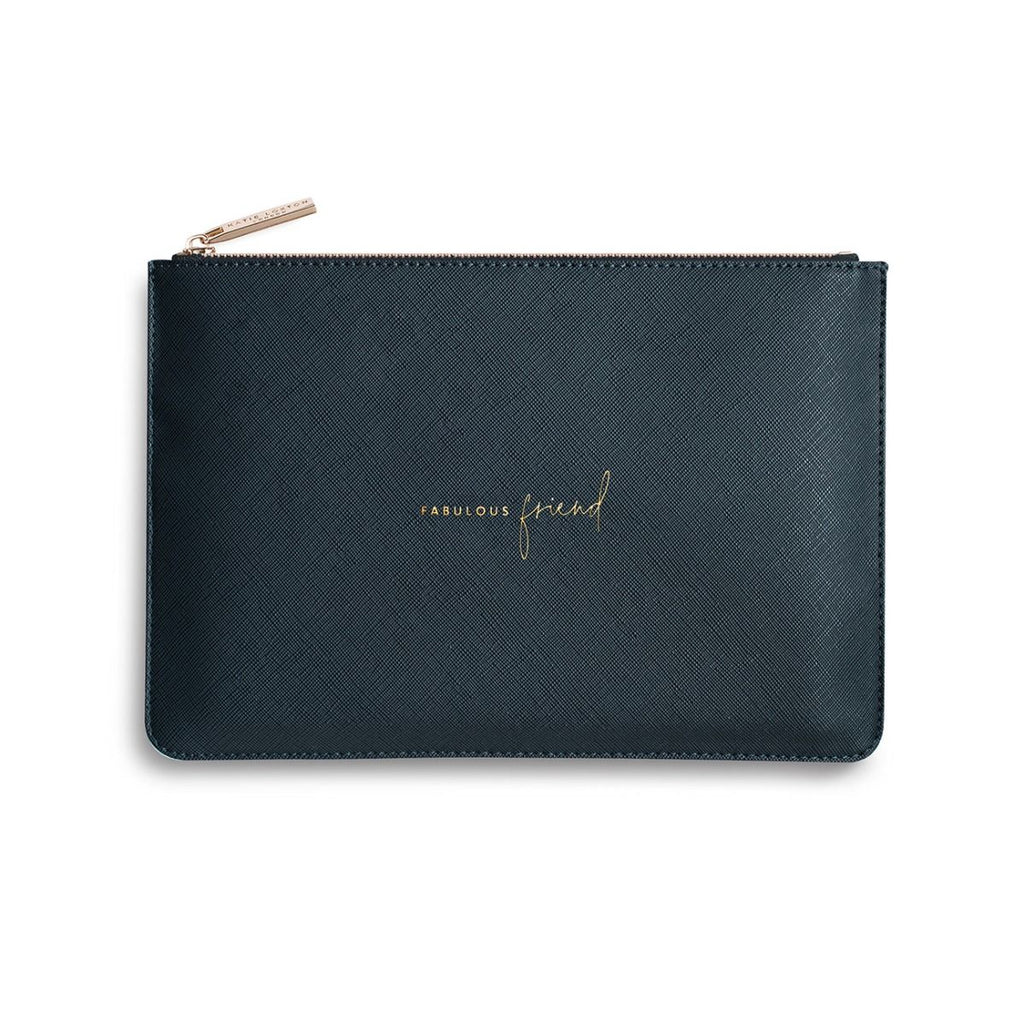 Katie Loxton  Fabulous Friend Perfect Pouch - navy