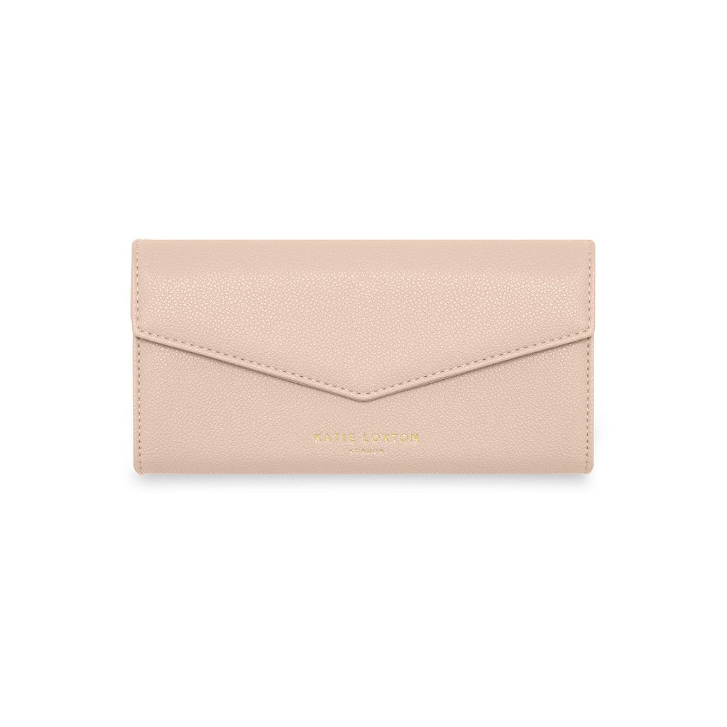 Katie Loxton Girls Just Wanna Have Funds Pale Pink Esme Envelope Purse | More Than Just A Gift