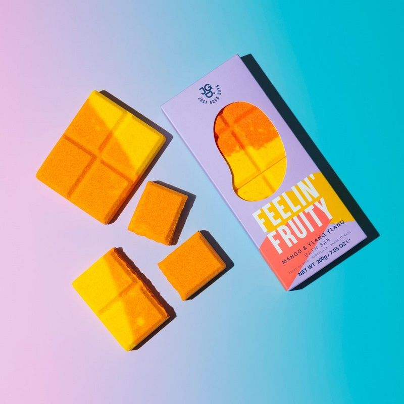 Just Good Days Feeling Fruity Bath Bar