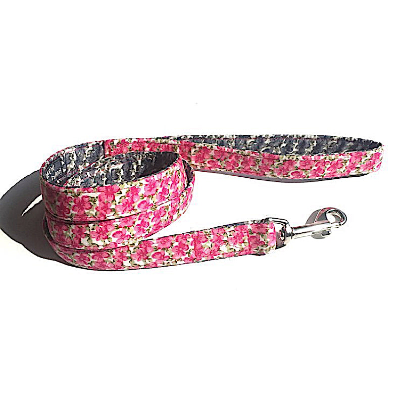 Blossom Co Rosey Dog Lead