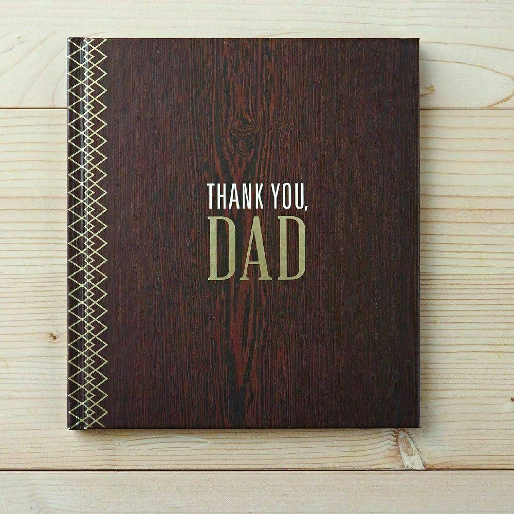 Compendium Thank You Dad Book