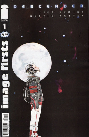 Image Firsts: Descender #1