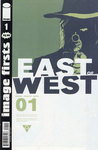 Image Firsts: East of West #1