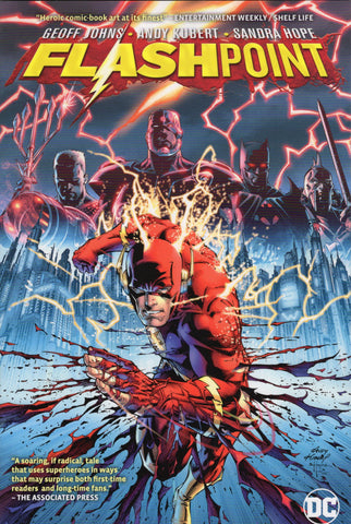 Flashpoint Graphic Novel (Paperback)