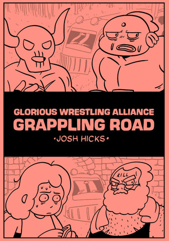 Glorious Wrestling Alliance: Grappling Road