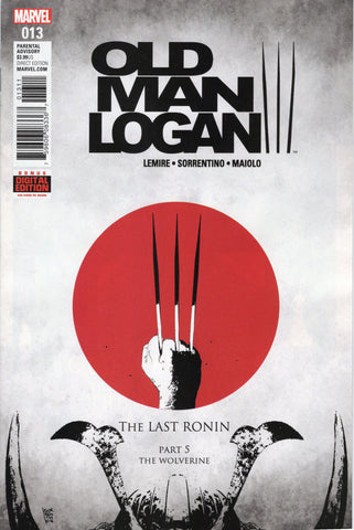 Old Man Logan #13