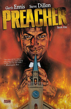 Preacher Book 1 Graphic Novel (Paperback)