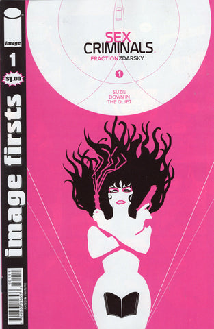 Image Firsts: Sex Criminals #1
