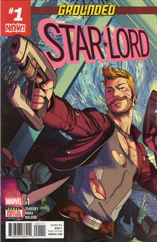 Now Star Lord #1