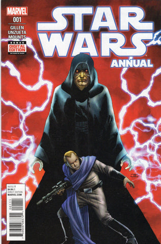 Star Wars Annual #1