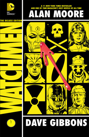 Watchmen - International Edition (Paperback)