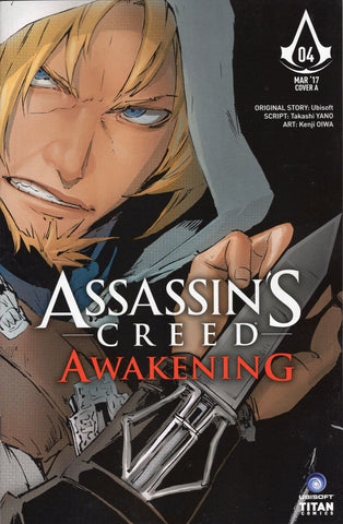Assassins Creed: Awakening #4