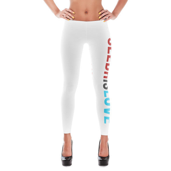 Seedr is Love leggings (women's)