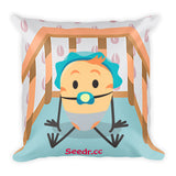 Seedr Baby Pillow