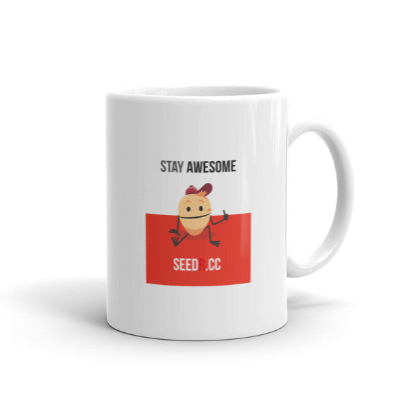 Stay Awesome Mug (11oz / 15oz)