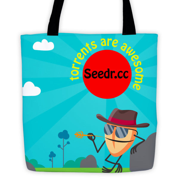 Smooth Joe Seedr tote bag