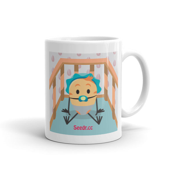 Seedr Baby Mug (11oz / 15oz)