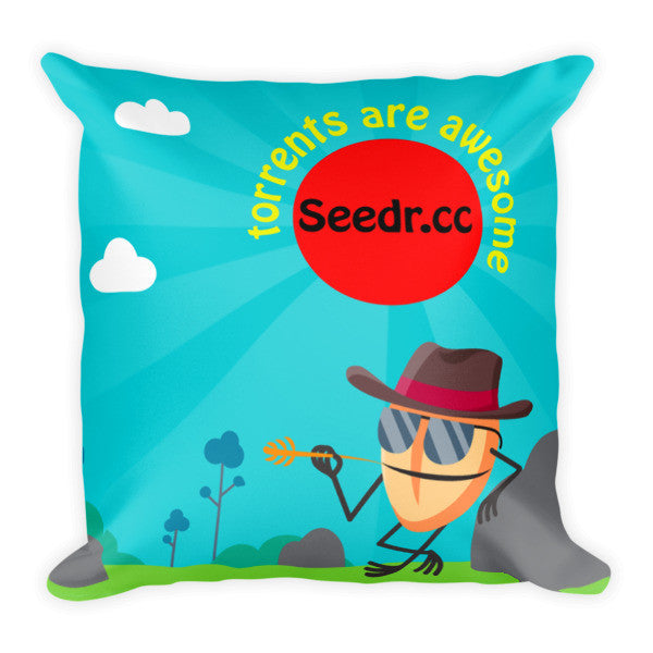 Smooth Joe Seedr Pillow