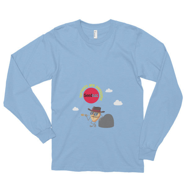 Smooth Joe Seedr long sleeve 2 (men's)
