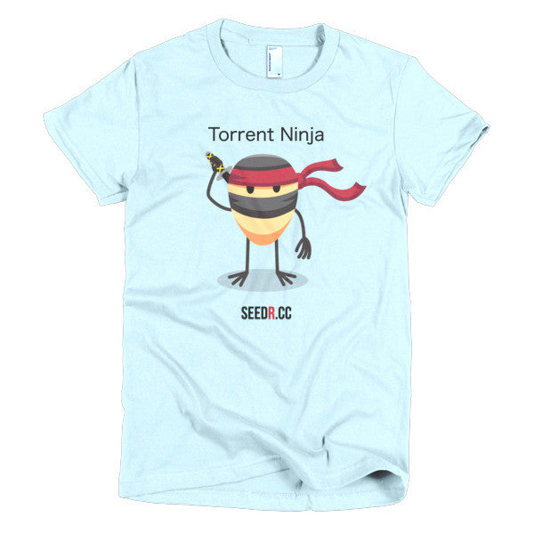 Torrent Ninja T-Shirt (women's)