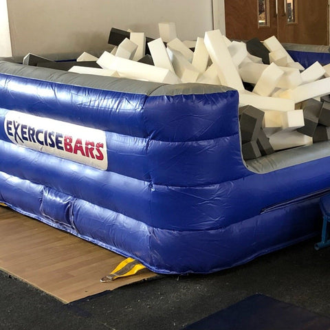 Foam Log for pits (qty 100)