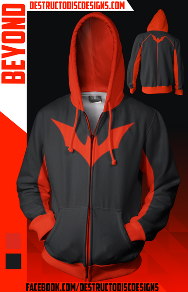 Beyond Hoodie [Limited] [OLD SIZING]