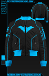 Blue Bomber Jacket! [Limited]