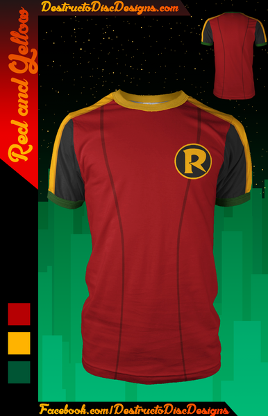 Red and Yellow Shirt [Limited]
