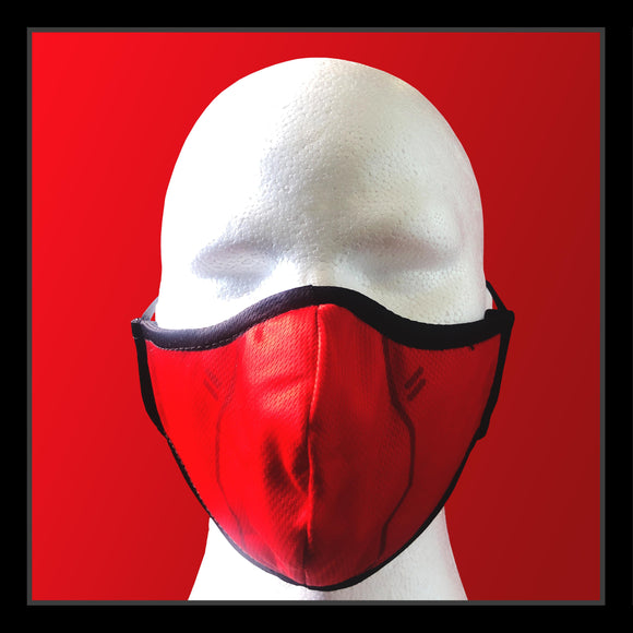 Red Hood Facemask