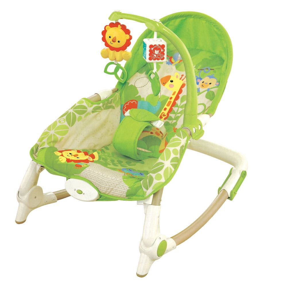 Making The Right rocker/bouncer Choice For Your Baby