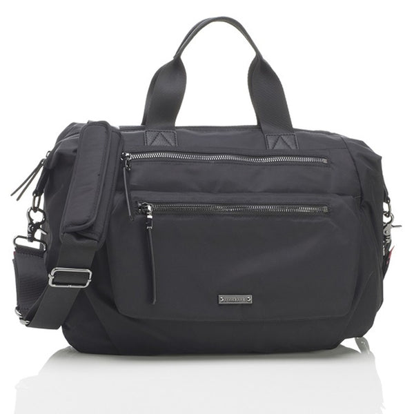 Storksak Seren Black (converts to backpack)