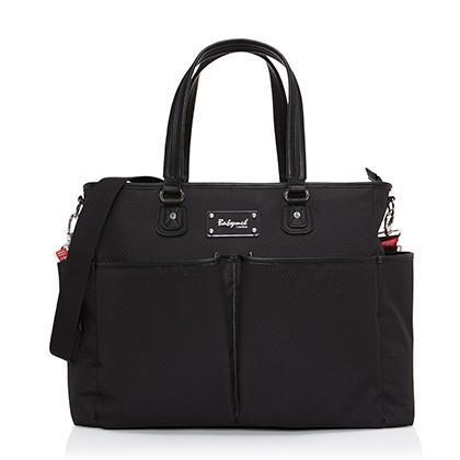 Babymel Bella Diamond Black-Bag-Babymel-Baby Undercover