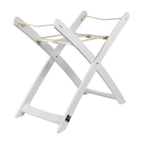 Bebe Care Moses Basket Stand - White-Stand-Bebe Care-Baby Undercover