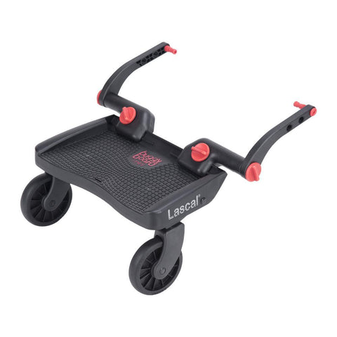 Buggy Board Mini 3d – Red-Stroller Accessory-Lascal-Baby Undercover