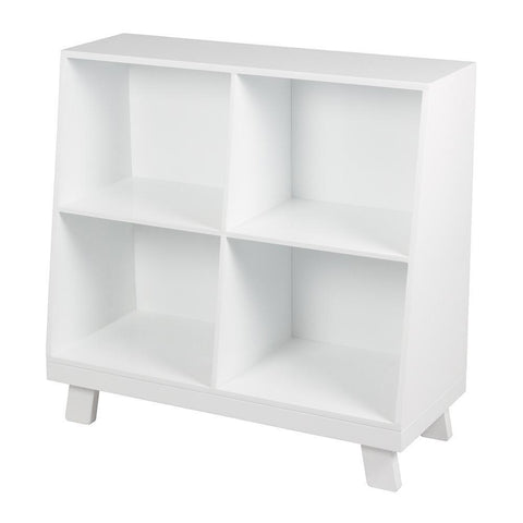 Casa Modular Book Case – White-Nursery Furniture-Bebe Care-Baby Undercover