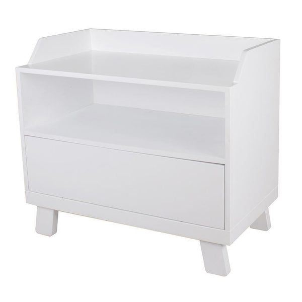 Casa Toy Box With Seat – White-Nursery Furniture-Bebe Care-Baby Undercover