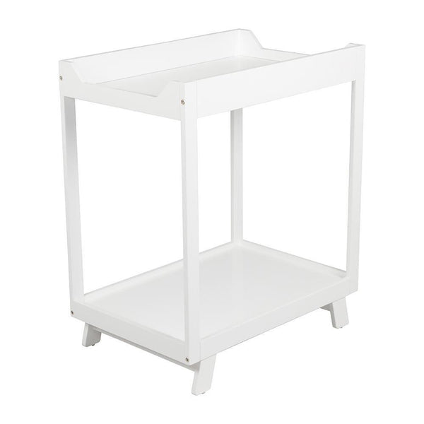 Casa Two Tier Change Table – White-Change Table-Bebe Care-Baby Undercover