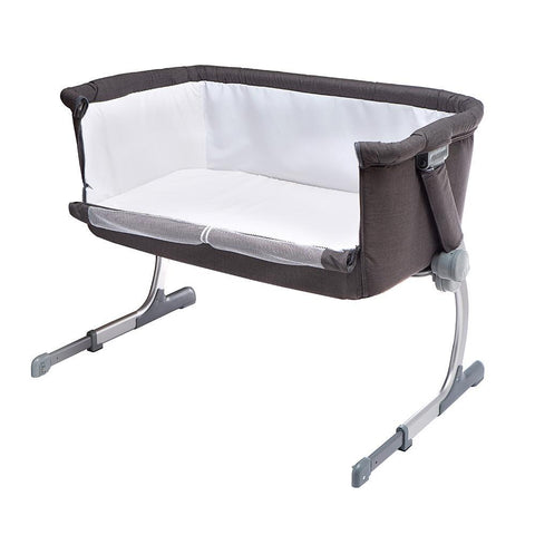 Cosy Time Sleeper – Grey-Bassinet-Childcare-Baby Undercover